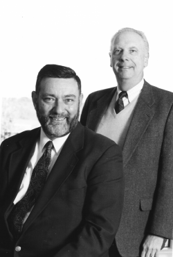 George Caledonia and bob Weiss